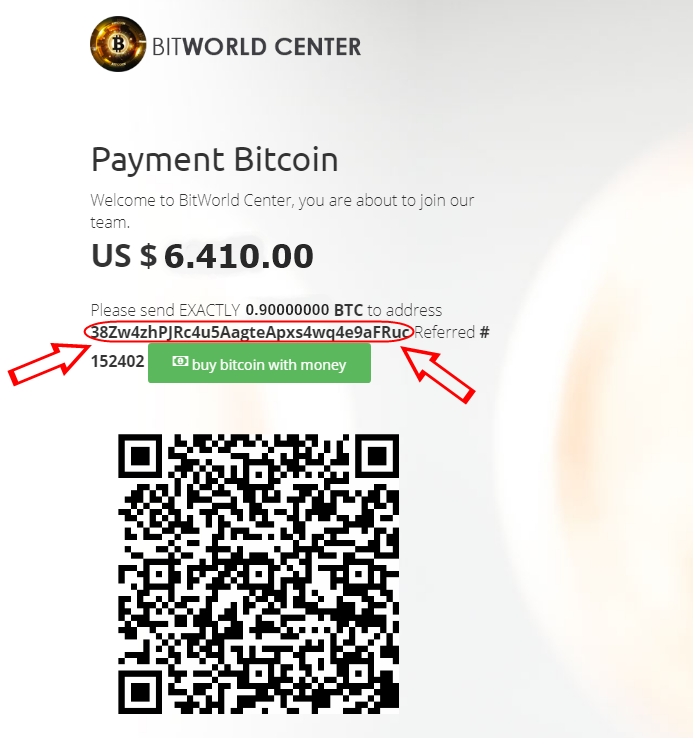 BitWorld funding 2