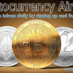 Cryptocurrency Airdrop Alert Website
