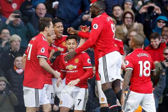 Chelsea Vs Man City: Official Manchester United Premier League Fixtures 2018