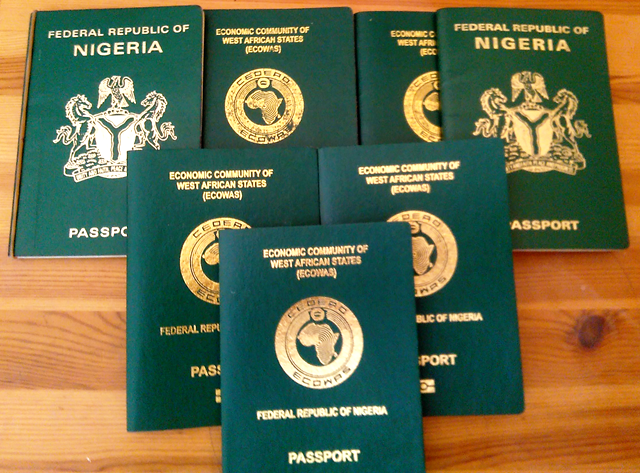 How To Renew Nigerian Passport From Abroad