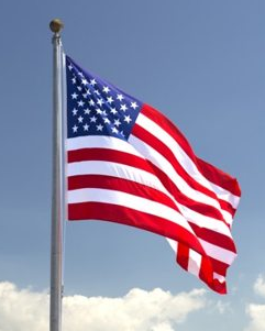 USA National Flag - United States of America's National Anthem