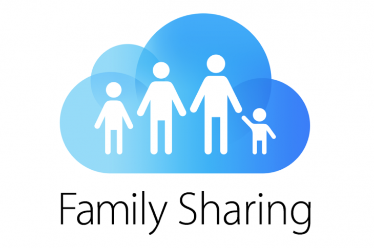 Share iCloud Storage With Family