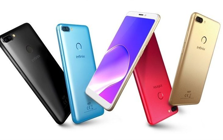 Top Best Infinix Phones With Fingerprint Sensors