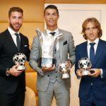 UEFA Best Player 2018 Winners – See Nominees & Winners