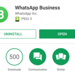 WhatsApp Business App Download