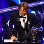 Modric Wins FIFA Best Player Award 2018 | Salah Wins Puskas Best Goal Award