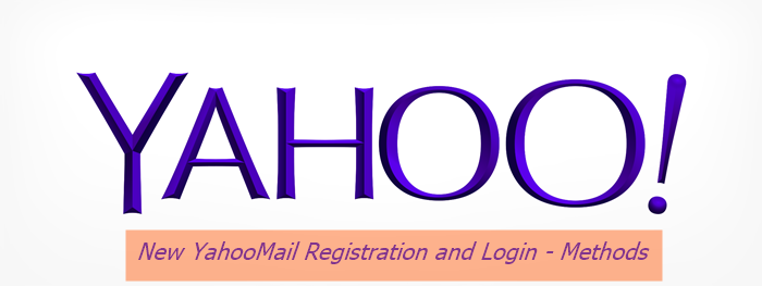 New Account Yahoo Registration Page