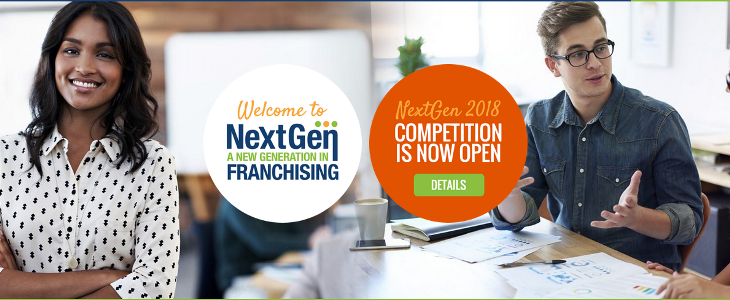 NextGen In Franchising Young Entrepreneurs Global Competition Application Form