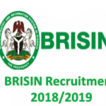BRISIN Recruitment 2018/2019 Application Form & Portal Is Out – Apply Now