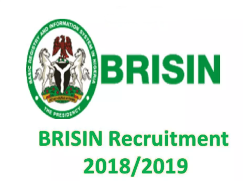 BRISIN Recruitment 2018/2019 Application Form