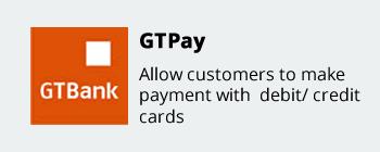 GTBank GTPay Online Registration Guide