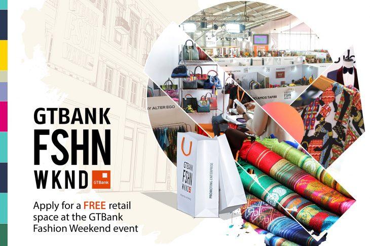 GTbank Fashion Weekend Press Pass Application Form