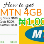 How To Migrate To MTN Deal Zone – Get 4GB For #1,000