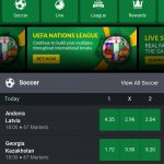 Bet9ja Mobile Registration image