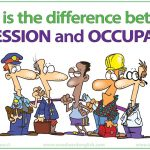 Top Major Differences Between Occupation And Profession