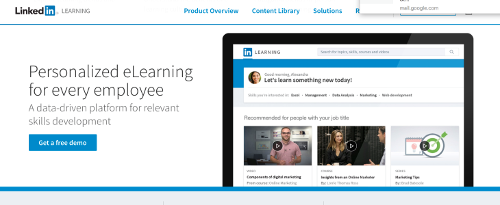 Download LinkedIn Learning App