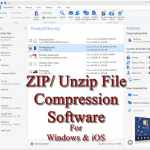 6 Perfect Zip File Software Download Best for your Windows iOS