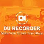 DU Recorder Video Editor App Download