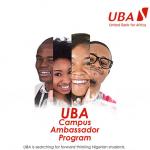 UBA Campus Ambassador Application Portal and Requirements