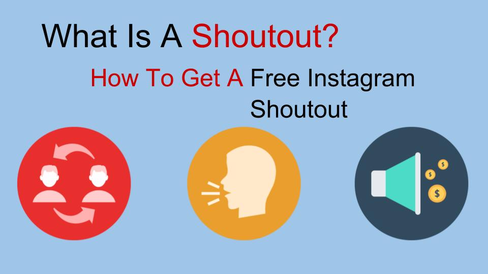 5 Ways To Get Free Instagram Shoutout & Grow Your Followers