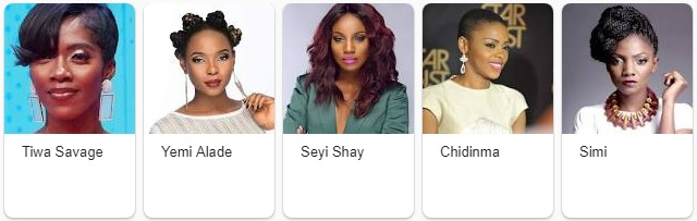 Top 10 Richest Female Musicians In Nigeria Today