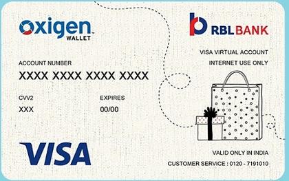 Oxigen Wallet Virtual Card Sign Up Form | www.oxigenwallet.com Login Account