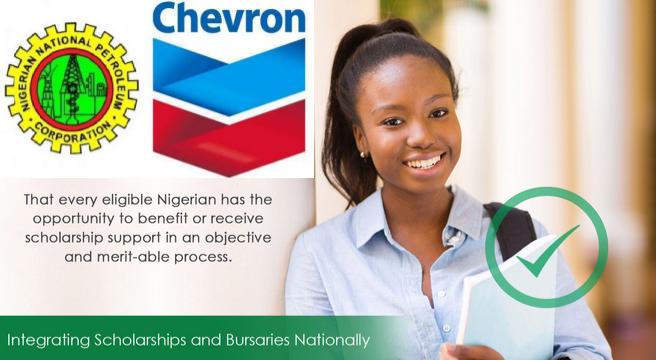 How to Apply NNPC/Chevron University Scholarship For Undergraduates & Postgraduates