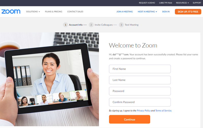 Download Zoom Online Video Conferencing App for PC (Windows and Mac)